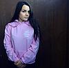 ASSC розовая толстовка | Фото бирки | Женская худи Anti Social Social Club pink, фото 2