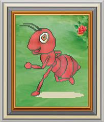 СД-131 Схема для вишивки бісером Роботяща мурашка. Арт. СД-131 de9faa8876f03