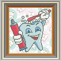 СД-189. Схема Веселий зуб
