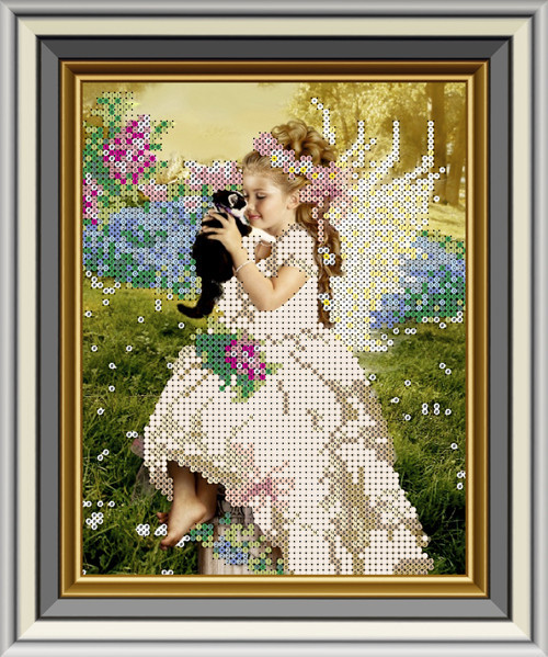 СД-228. Схема Дівчинка-ангелочок
