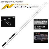 Спиннинг Major Craft N-One Mebaru S762UL (NSL-S762UL)
