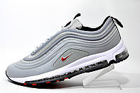 Кроссовки мужские Nike Air Max 97, Gray\White