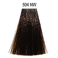 504Nw (натуральный теплый шатен) Стойкая крем-краска для седых волос Matrix Extra Coverage,90ml