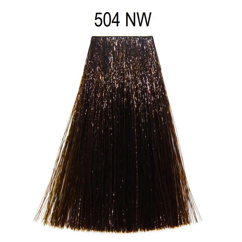 Купить 504NW (натуральный теплый шатен) Стойкая крем-краска для седых волос Matrix Socolor beauty Extra Coverage, 90ml, L'Oreal
