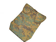 Чехол для лопаты (Фискарс)В-2 на липучках камуфляж (марпат) - нейлон