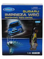 РАДИОУПРАВЛЯЕМАЯ МОДЕЛЬ МАШИНКИ 1:34 SUBARU WRC 83001FW игр
