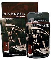 Мини парфюм в кожаном чехле 50мл Givenchy pour Homme