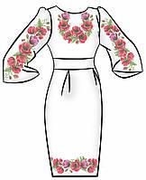 Заготовка для вышивки платья ПЖ-23