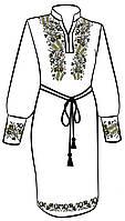 Заготовка для вышивки платья ПЖ-67