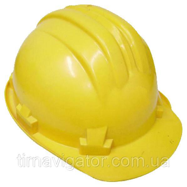Каска защитная (жёлтая)