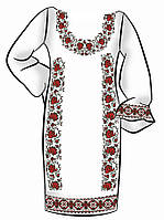 Заготовка для вышивки платья ПЖ-86