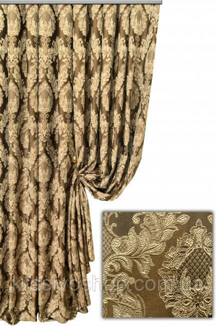 Ткань для пошива штор Венди 61, Турция