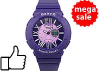 Детские спортивные часы Casio Baby-G BGA-160 Blue