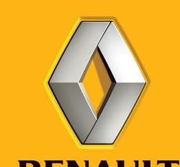 Защита задняя Renault