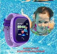 Детские GPS часы Smart Baby Watch DF25 (W9, GW400S) водонепроницаемые! ЗАЩИТА - IP67!