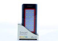Power Bank Внешний аккумулятор UKC 36 000 mAh (солнечная зарядка/фонарь)