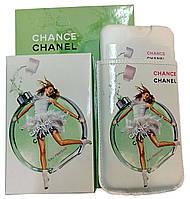 Мини парфюм в чехле 50мл Chanel Chance Eau Fraiche