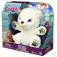 Интерактивный полярный медвежонок FurReal Snifflin Sawyer Hasbro Оригинал США