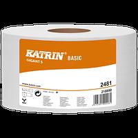 Katrin Plus т\бумага супер мягкая в рулоне 1сл.\150м
