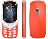 Телефон Nokia 3310 dual 2017 Red '3