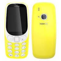 Телефон Nokia 3310 dual 2017 Yellow '3