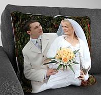 Авторская подушка с вашим фото