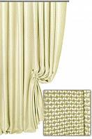 Ткань для пошива штор Клевер 402, Турция