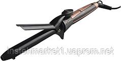 Плойка для завивки волос 19 мм Grunhelm GHB-755A, черная