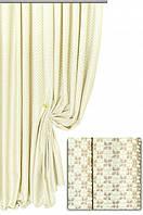 Ткань для пошива штор Клевер 105, Турция