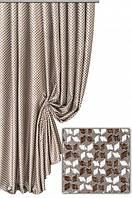 Ткань для пошива штор Клевер 1403, Турция