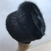 «Марго» из меха ондатры окрас чёрный