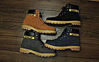 Мужские зимние ботинки Caterpillar COLORADO (Катерпиллер) 4 цвета