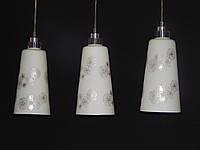 Подвесная люстра на три плафона 8.1030-3
