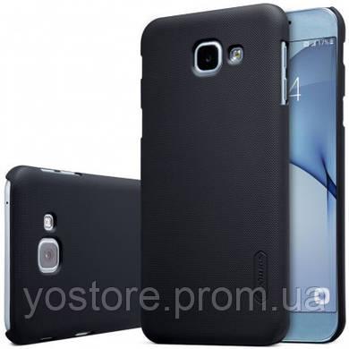 Чехол Nillkin Matte для Samsung A810 Galaxy A8 (2016) (+ пленка) (17955)