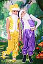 Детский новогодний костюм Гномик красный, фото 5
