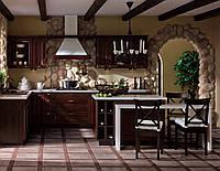 Кухонные фасады из натурального дерева BRW Conery