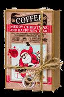 "Набор шоколадно-кофейный ""Merry christmas and happy new year"""