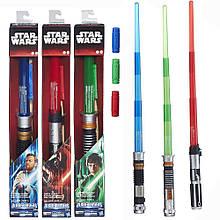Электронный лазерный меч Star Wars Звездные Войны Hasbro B2919