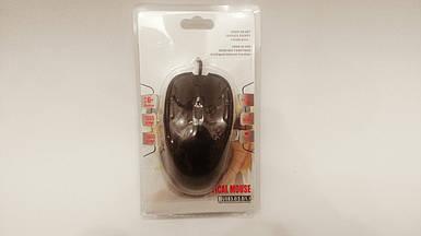 JeDEL M-1600 Проводная мышь компьютерная USB