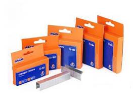 Скобы для степлера 10х11,3х0,7мм,1000шт. Miol 72-163
