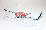 Форма стеклянная для выпечки хлеба, кекса 28х7,5см Pyrex (Франция) 835B000