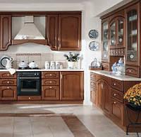 Кухонные фасады из натурального дерева BRW Etna