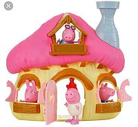 """Игровой набор """"Домик в лесу свинки Пеппы """"/ Mushroom House Peppa Pig"""