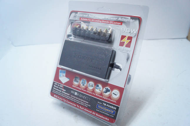 Универсальное сетевое зарядное устройство для планшетов  ноут буков и прочей портативной электроники, фото 2