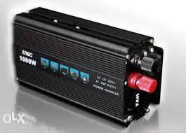 Инвентор напряжения 1000w, преобразователь UKC  12/220 500w, фото 2