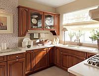 Кухонные фасады из натурального дерева BRW Cameron