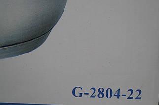 Кастрюля Giakoma 22см 5.1L  G-2804-22, фото 3