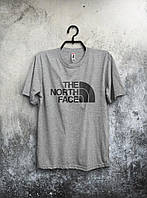 Футболка мужская The North Face (серый), Реплика