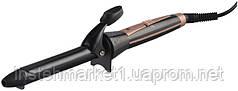 Плойка для завивки волос 25 мм Grunhelm GHB-755B, черная