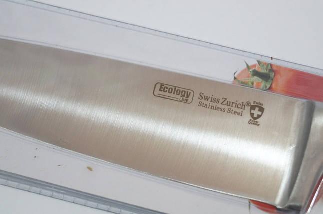 Swiss zurich SZ-15105-08 Кухонных нож  из нержавеющей закаленной стали, фото 2